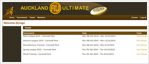 Auckland Ultimate